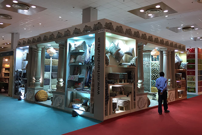 Exhibition Stall Design For Garments : Exhibition stall fabrication mannequins decorator designer